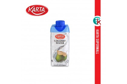 KARTA Coconut Water Air Kelapa 330ml