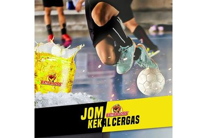 EXTRA JOSS ACTIVE Energy Drink  4g x 6 packs x 10 boxes