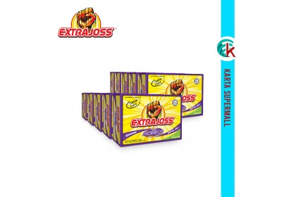 EXTRA JOSS ANGGUR Energy Drink 4g x 6 packs x 10 boxes