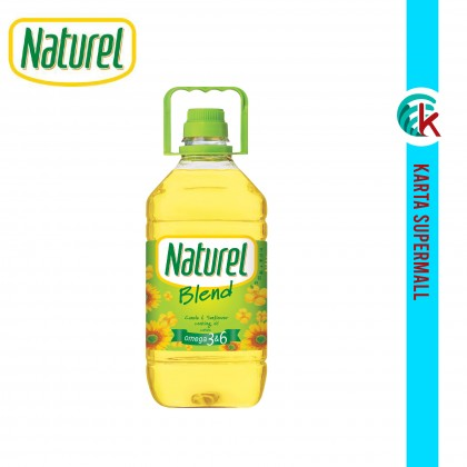 Naturel Blended Cooking Oil 3kg