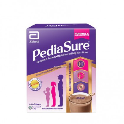 Pediasure Optiheight Chocolate BIB 1.8kg
