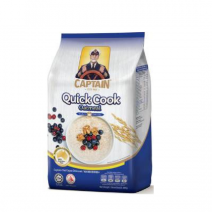 Captain Oats Quick Cook 800g
