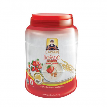 Captain Oats Instant Jar 1kg